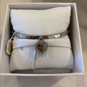 Michael Kora Heritage Love Bangle Bracelet